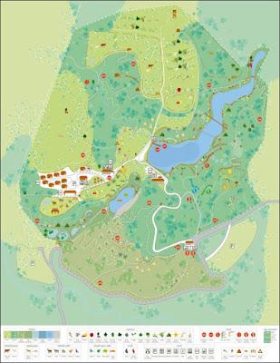 Mappa Parco Matildico 2017