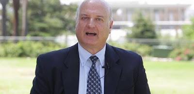 السفير الإسرائيلي بالقاهرة دافيد جوفرين