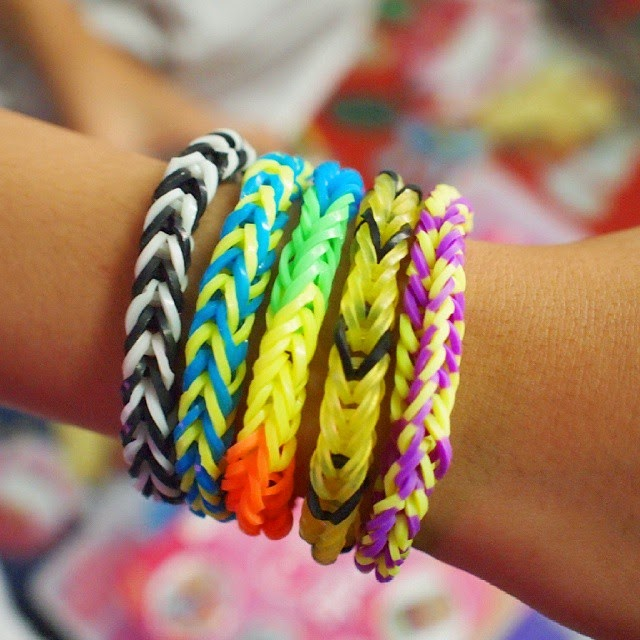 Rainbow Loom - Loom Bands