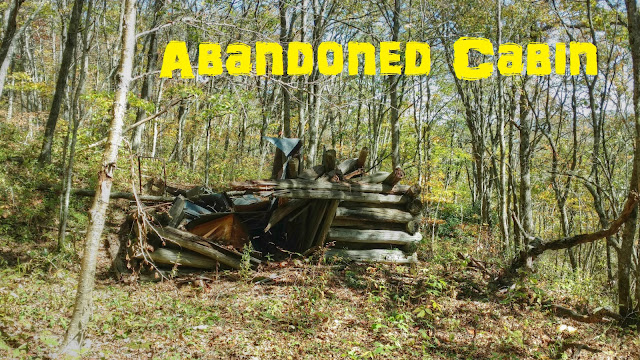Abandoned Cabin Great Smoky Mountains