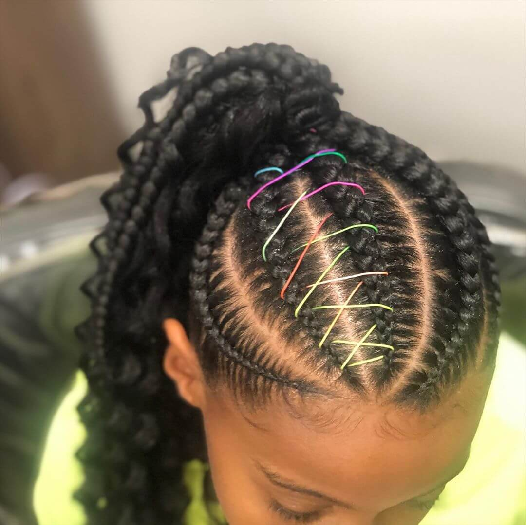 Cornrows styles are a traditional way of braiding hair and it is also may be one of the m 21+ Latest African Cornrow Braids That Will be perfect
