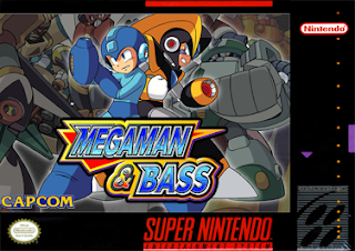 Mega man & Bass (BR) [ SNES ]