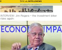 전문가 전망: 짐 로저스 인터뷰 요약