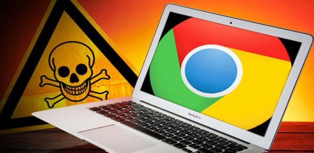 Esta extensión activa en Google Chrome roba tarjetas de crédito