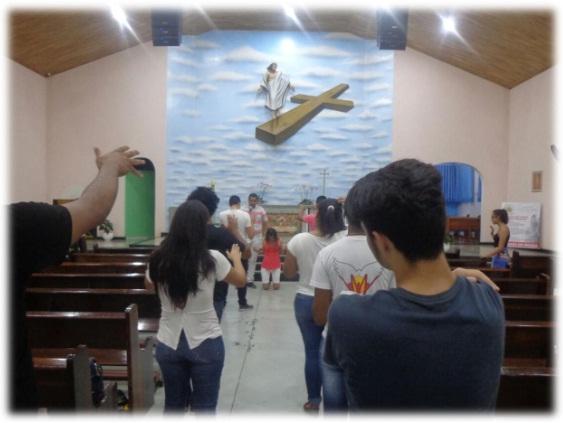Onde O Espírito De Deus Está Colo De Deus Reinflama: Messias Da Paz
