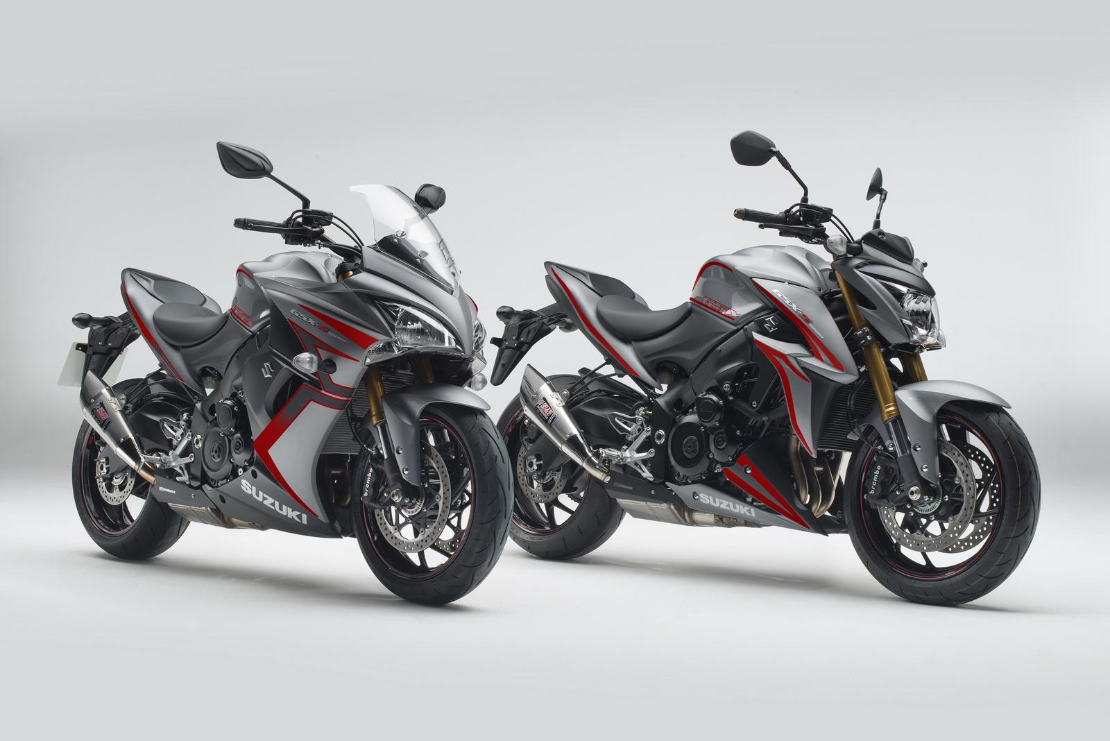 Yoshimura GSX-S1000 A và GSX-S1000FA