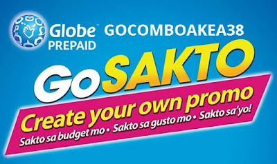 GOCOMBOAKEA38 : 1GB Surfing With Free FB + 10mins Calls to Globe/TM/ABS-CBN/Cherry
