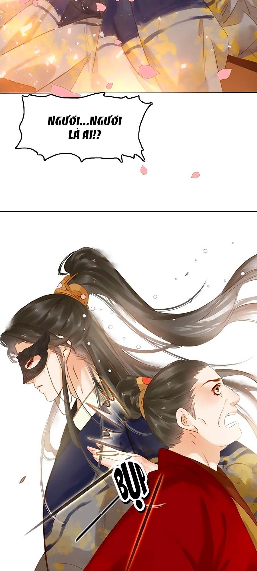 Tiểu sư phụ, tóc giả của ngài rơi rồi! chap 12 - Trang 34