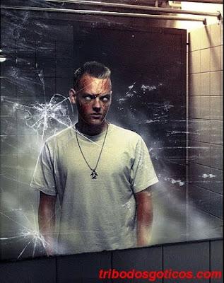 posuido,espelho,quebrado,demonio