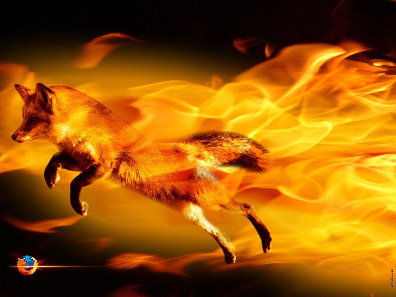 Wallpaper Mozilla Firefox
