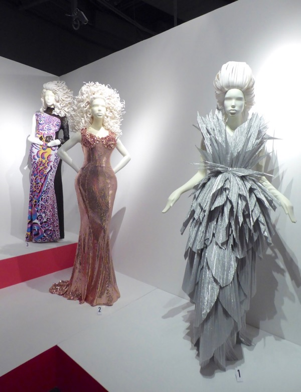 RuPauls Drag Race season 9 judging gowns