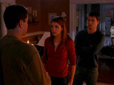 Dawson's Creek Four Scary Stories
