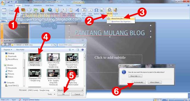 Cara Mudah Memasukkan Video ke PowerPoint