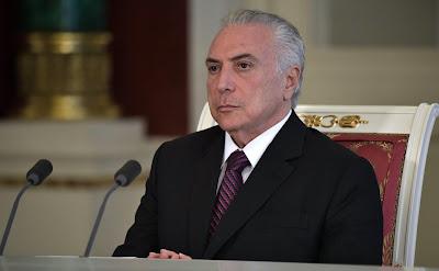 President of Brazil Michel Temer.