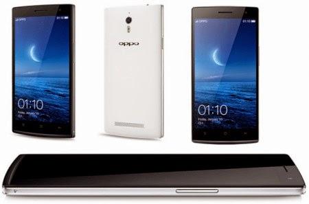 Harga Oppo Fine 7 - Android Charging Super Cepat Februari 2015
