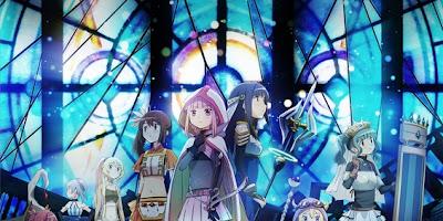 تقرير انمي Magia Record: Mahou Shoujo Madoka☆Magica Gaiden (مادوكا☆الساحرة، قصة جانبية)