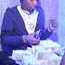 Fetty Wap with loads of cash at a strip club