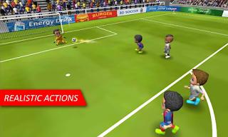 Download Game Mobile Soccer League V1.0.3 MOD Apk Terbaru