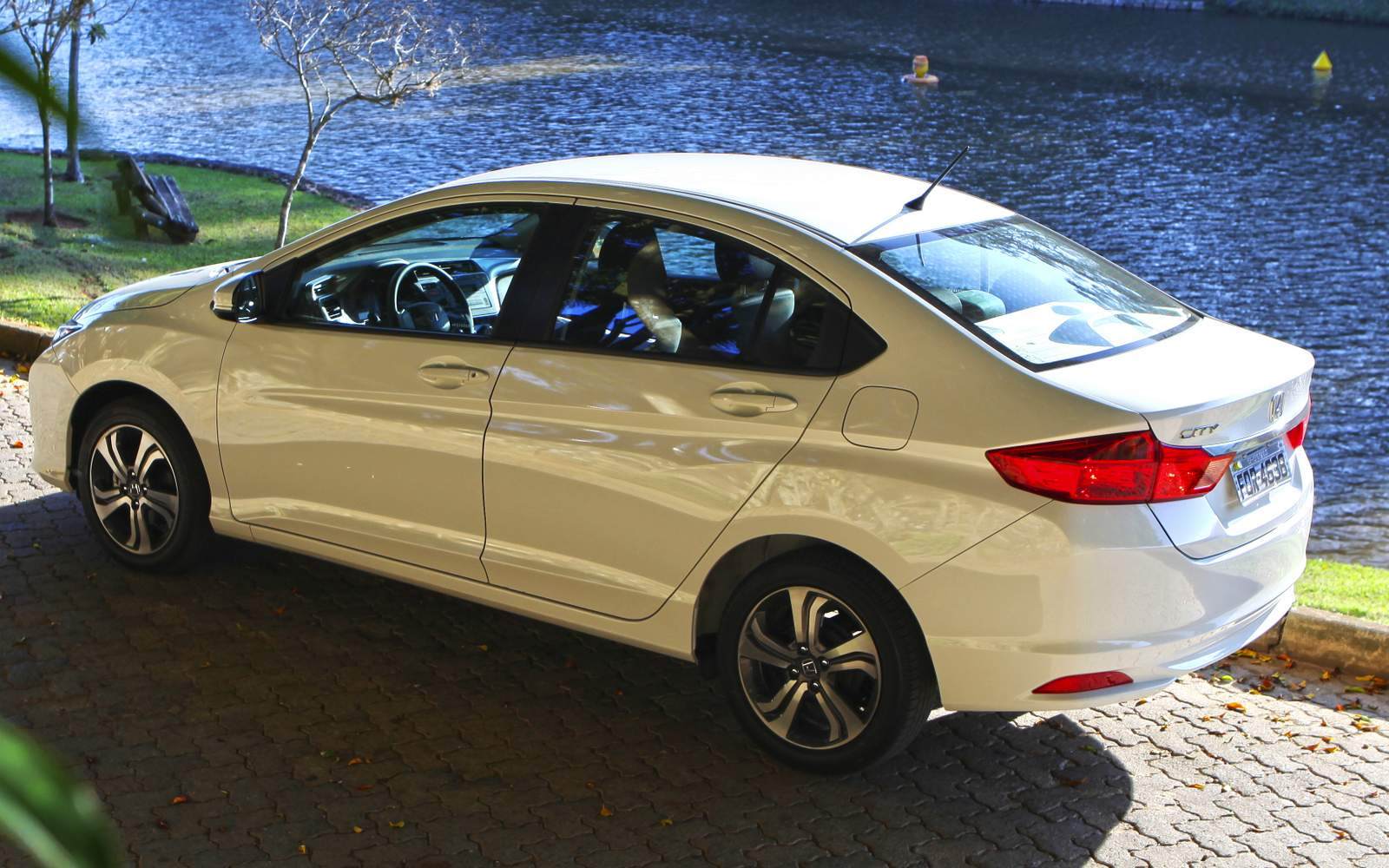 Honda Fit 2016 - Preço