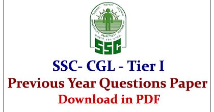 Previous ssc cpo si question paper pdf