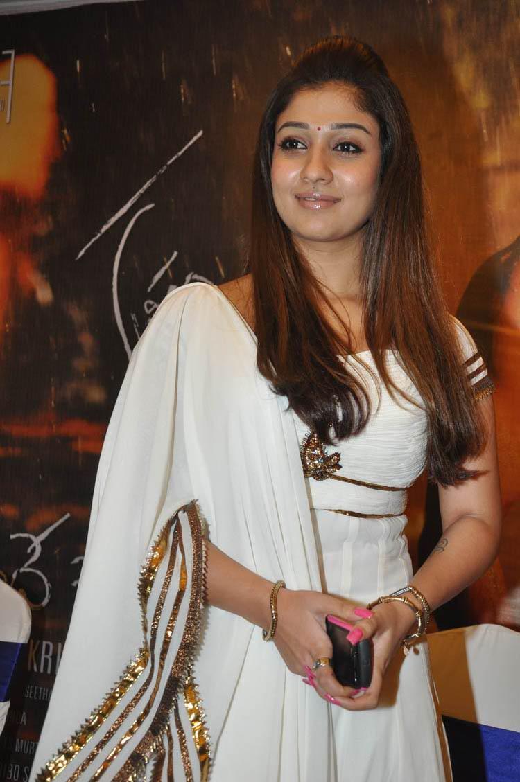 Nayanthara in designer sudithar