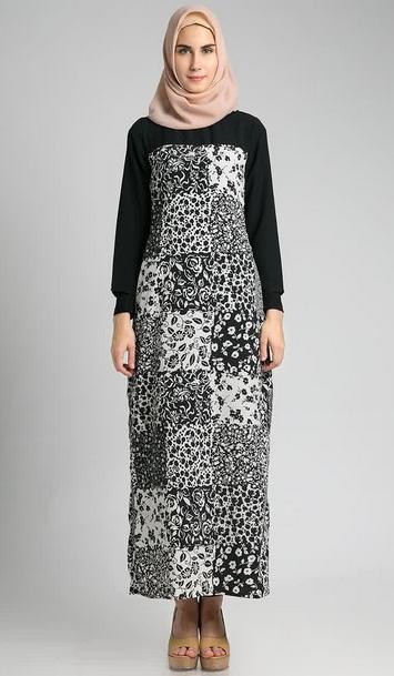 Model Baju Muslim Trendy Untuk Ibu Hamil