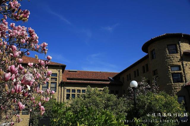 舊金山史丹佛大學,宛如歐洲城堡的校園