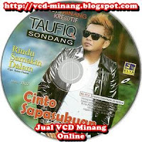 Taufiq Sondang - Cinto Sapasukuan (Album)