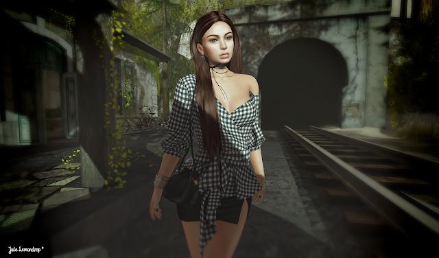 Train Station ~ Waiting