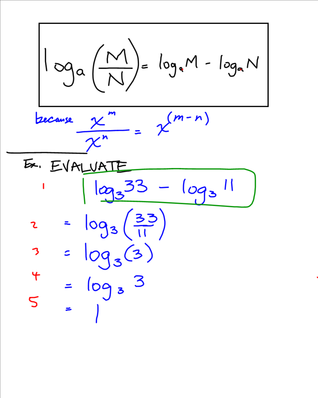 Grade 12 Applied Math Pilot Curriculum Product Law Of