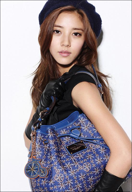 Son Dam Bi In Beanpole Accessory Fashion Photos - Teen -1577
