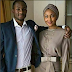 Yusuf Buhari Poses With His Sister Zahra Ahead Of Her Wedding To Ahmed Indimi....