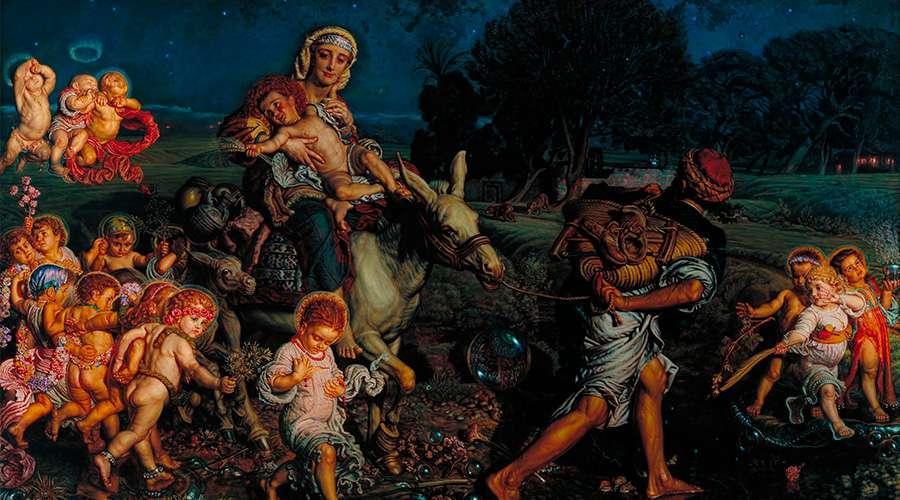 Se estima que 20 niños fueron asesinados por orden de Herodes / WIKIMEDIA