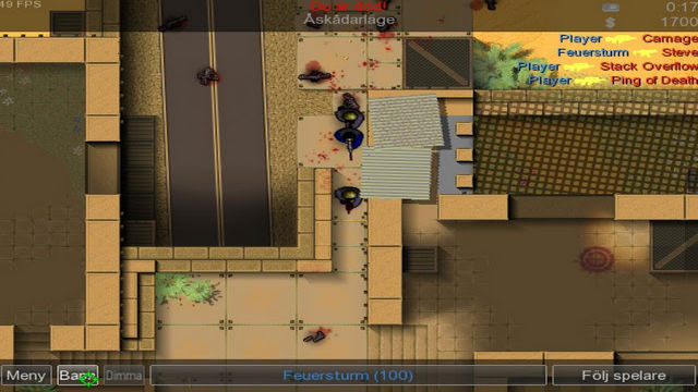 Counter Strike 2D - Image du Jeu