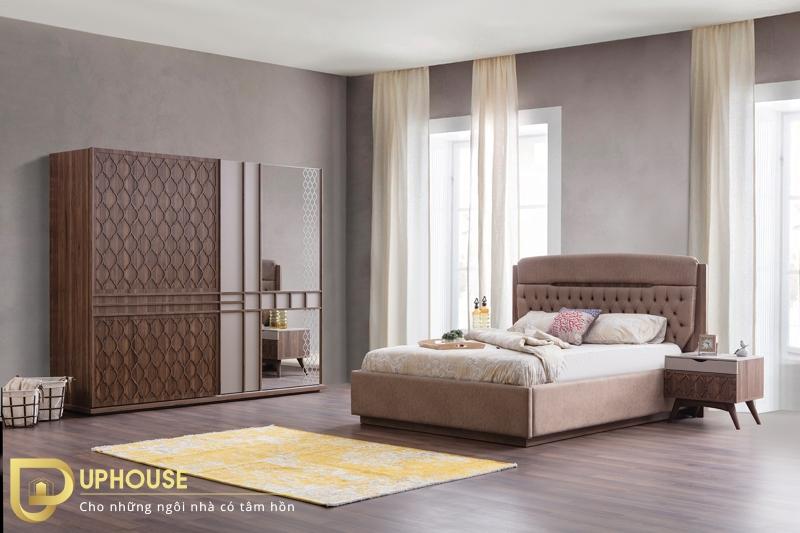 Phòng ngủ phong cách tân cổ điển 06