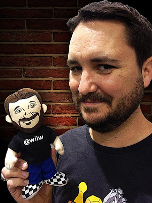Lil' Wil Wheaton Plushie from HijiNKS ENSUE and Wil Wheaton