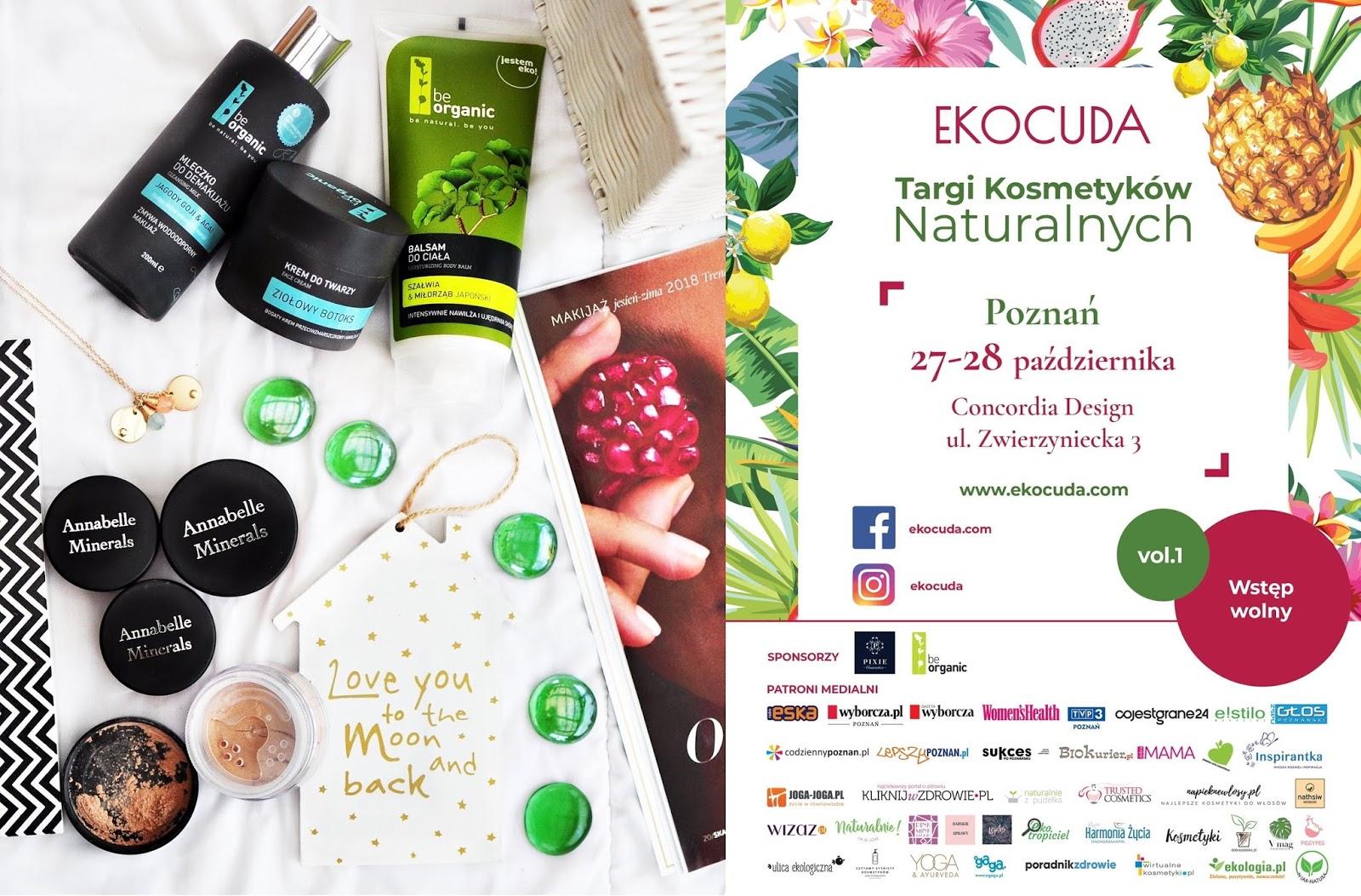 Ekocuda – Targi Kosmetyków Naturalnych w Poznaniu