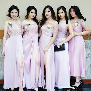 Model Kebaya Modern Untuk Wanita Gemuk