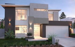 Rumah Minimalis Model Terbaru