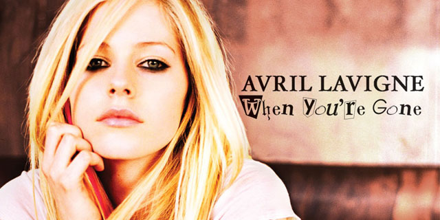 When You're Gone Guitar Song by Avril Lavigne