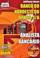 Concurso Banco do Nordeste 2016