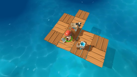 Epic Raft: Fighting Zombie Shark Survival Apk Free on Android Game Download