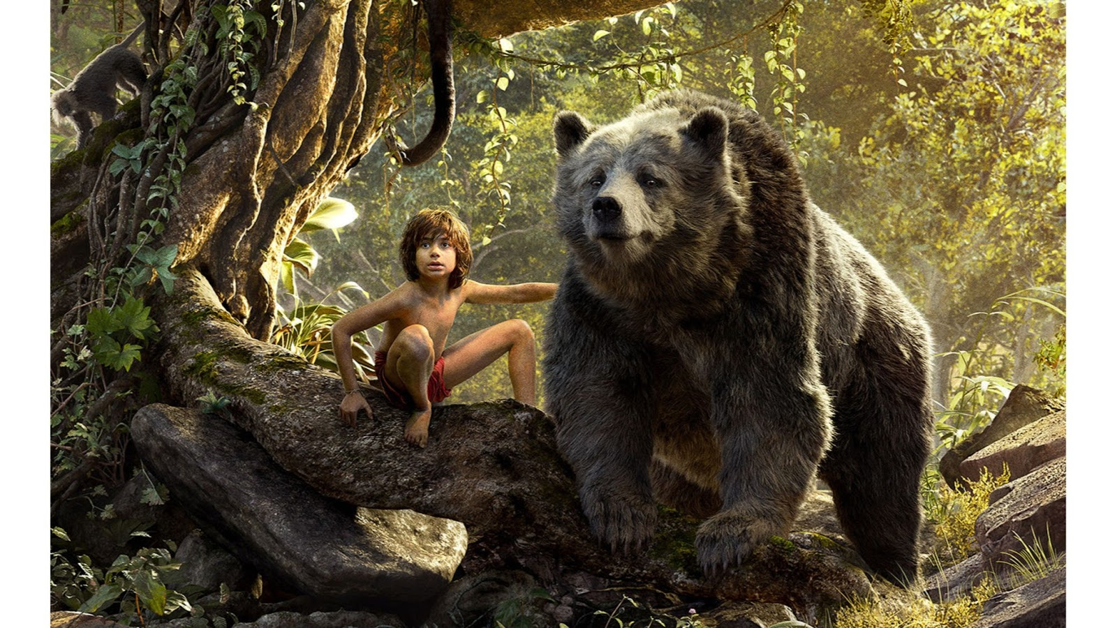 ListeNinda REVIEW THE JUNGLE BOOK MOVIE 2016