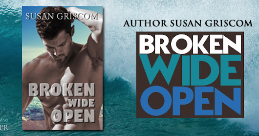 Cover Reveal - Broken Wide Open
