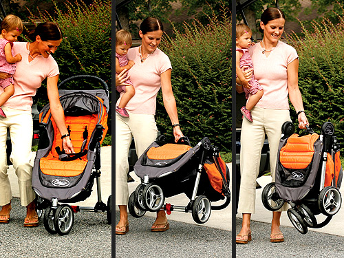 Amy Sweety Store Baby Jogger City Mini Sold