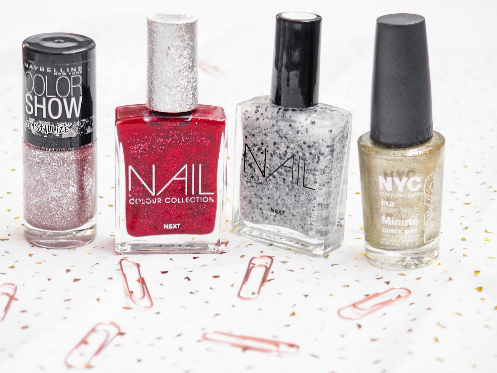Winter Manicure Menu Maybelline NYC Next