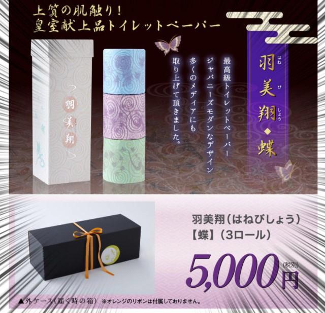 Giấy vệ sinh sang chảnh 1 triệu đồng 3 cuộn, in cả thơ của Nhật Bản có gì đặc biệt?