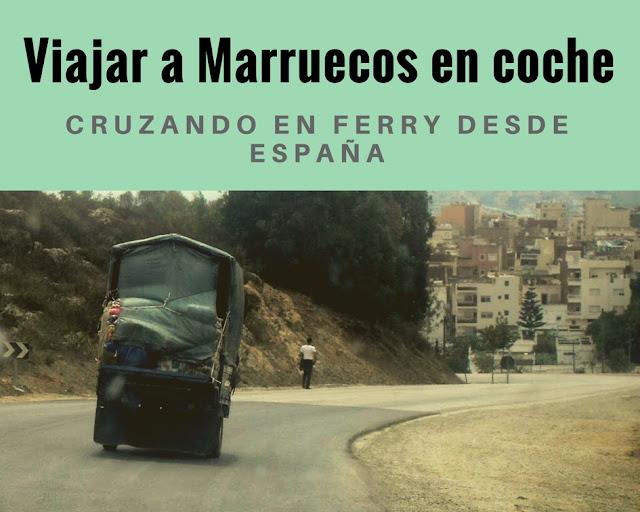 En coche por Marruecos