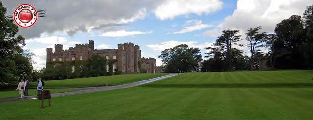 Escocia, Perth - Palacio de Scone