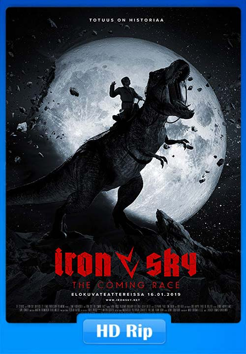Iron Sky The Coming Race 2019 720p WEBRip x264 | 480p 300MB | 100MB HEVC Poster